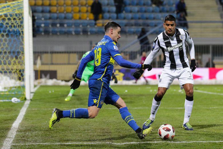 ΑΣΤΕΡΑΣ - ΠΑΟΚ 0-3: Η ανάλυση του αγώνα