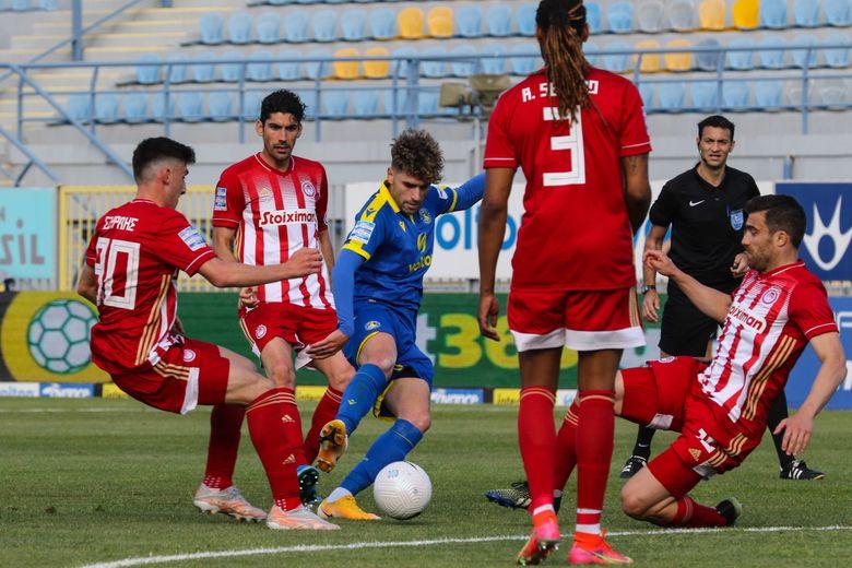 ΑΣΤΕΡΑΣ - Ολυμπιακός 0-0: Η ανάλυση του αγώνα