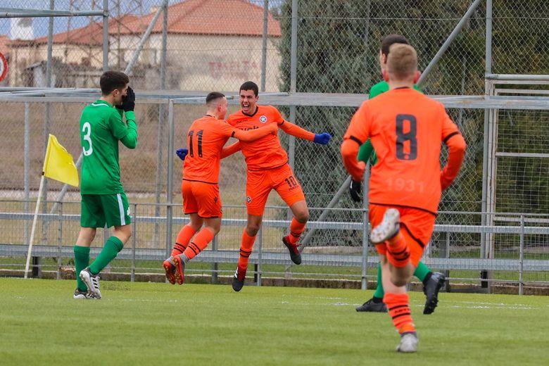 Κ15: ΑΣΤΕΡΑΣ - Παναθηναϊκός 1-0 (photos)