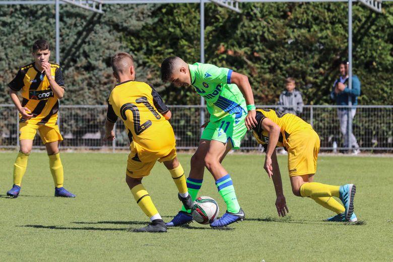 Κ15: ΑΣΤΕΡΑΣ - ΑΕΚ 0-0 (photos)