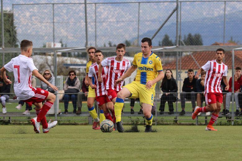 Κ15: ΑΣΤΕΡΑΣ - Ολυμπιακός 0-0 (photos)