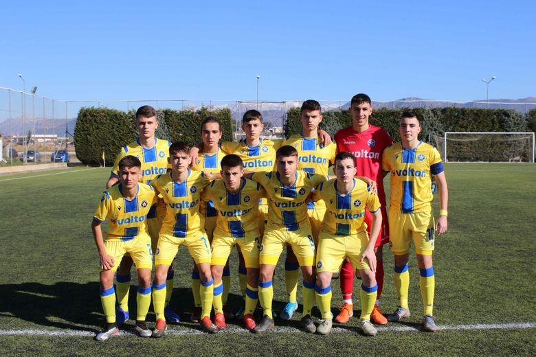 Κ15: ΑΣΤΕΡΑΣ - Παναθηναϊκός 0-1 (photos)