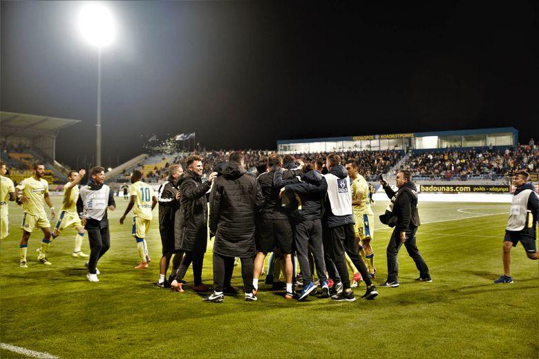 ΑΣΤΕΡΑΣ-ΑΕΚ 2-0 (01.10.2017)