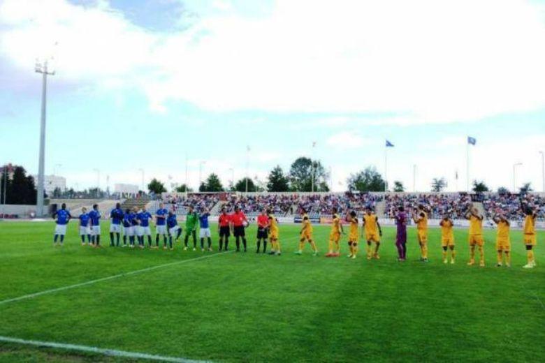 17 ΙΟΥΛΙΟΥ: Πρώτο επίσημο ματς στη Φινλανδία!