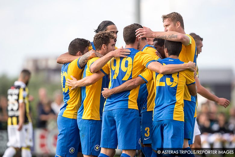 Vitesse-ΑΣΤΕΡΑΣ 3-2 (photos+video)