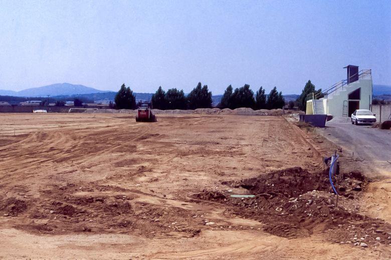 Πέτρα-πέτρα η ιστορία του γηπέδου μας! (photos)