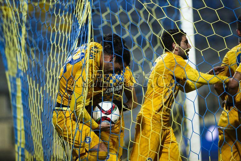 PHOTO GALLERY: ΑΣΤΕΡΑΣ-Καλλονή 3-1