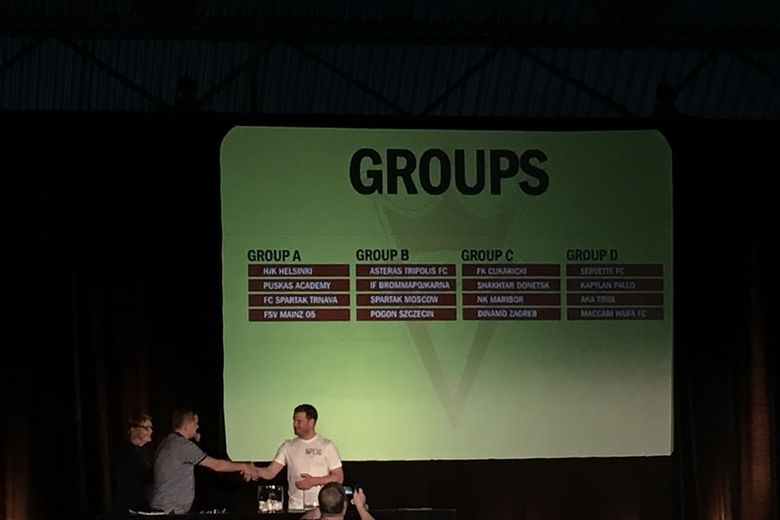 NIKE Premier Cup: Η πρώτη ημέρα και η κλήρωση