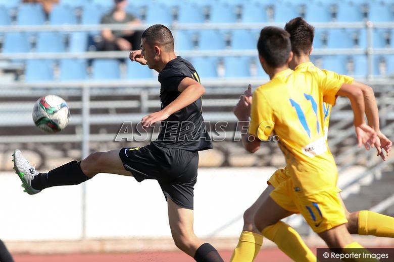 Κ15: ΑΕΚ-ΑΣΤΕΡΑΣ 1-0 (photos)