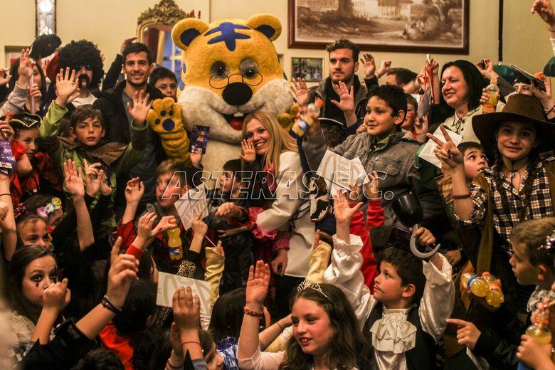 Απόκριες με Bertoglio, Δημούτσο και Tiger! (photos)