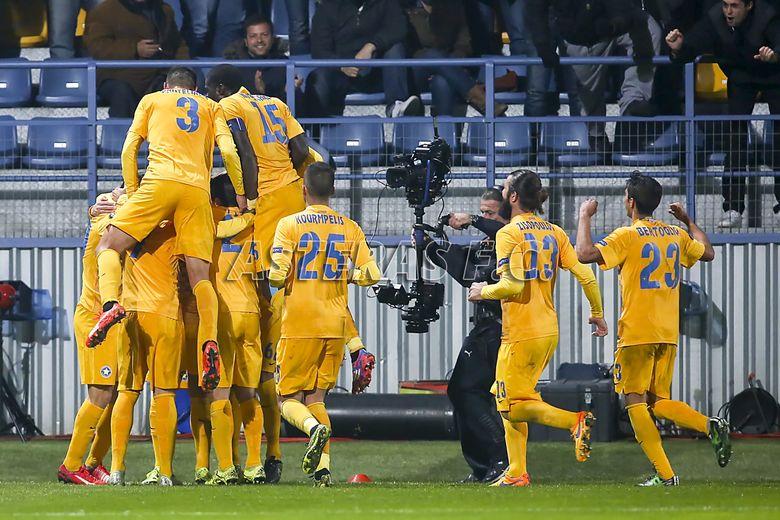 ΑΣΤΕΡΑΣ-ΑΠΟΕΛ 2-0: EUROPA STAR!