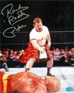 Rowdy Roddy Piper autographed 8×10 Photo (Piper's Pit WWF WWE Wrestler