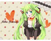 Miku Hatsune Anime | 1280 x 1024 | Download | Close