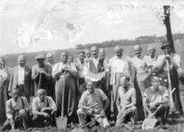 Pictures Of Jews In Forced Labor Hungarian Brigades