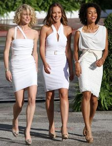 series 'Charlie's Angels' in Miami Beach, Florida  Photo: INF