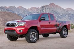 Pricing for Limited Edition Tacoma Pickup TRD T/X Baja Series Package