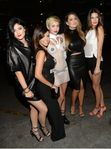 Miley Cyrus Keeps Up With the Kardashians at iHeartRadio Music