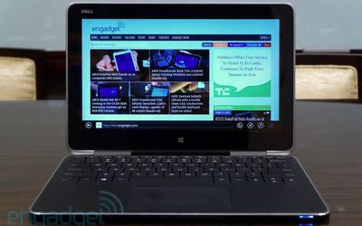 Dell's XPS 11 convertible and ...