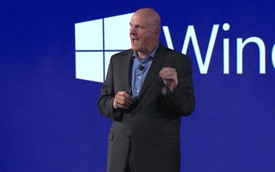 Steve Ballmer says he couldn't ...