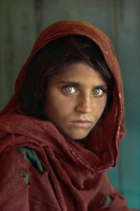Sharbat Gula, la chica afgana de National Geographic