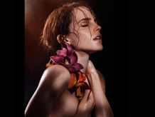 Emma Watson Does A Topless Photoshoot  Oneindia Boldsky