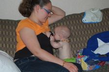 Fan Photo Friday: A Celebration of Mama's Milk! « Breastfeed Babywear