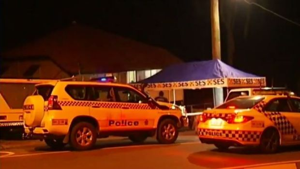 Woman's body found in Ipswich home, crime scene set-up - Brisbane Times
