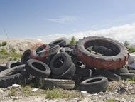 Garages Face Prosecution Over Illegal Tyre Dumping