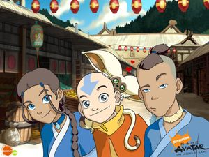 Avatar The Last Airbender Wallpaper - Avatar The Last Airbender Free