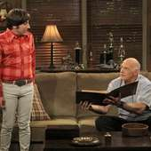 Casey Sander Appearing In THE BIG BANG THEORY On CBS!