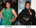 RavenSymon� lost weight, gained attitude