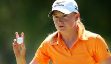 Stacy Lewis wins LPGA title, defying past adversity  Celebrity