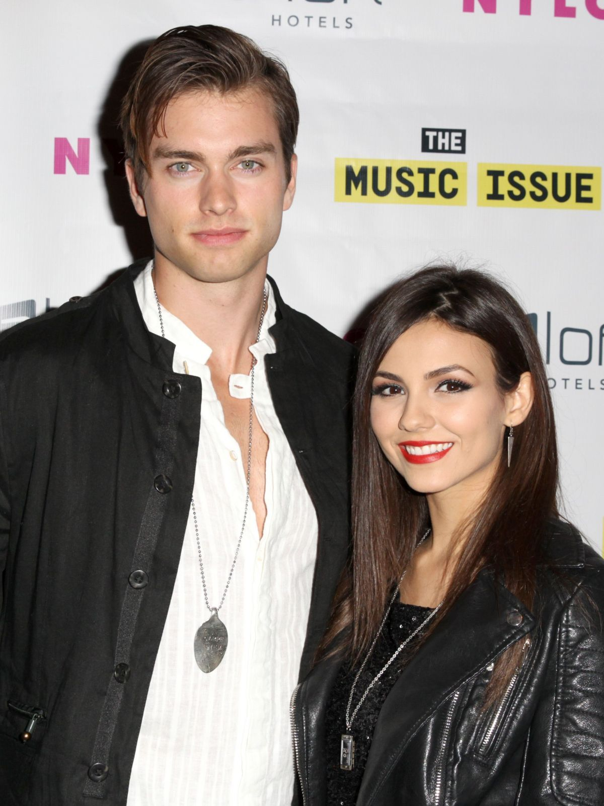 Victoria Justice At 2014 Nylon Magazine Music Issue Party In La