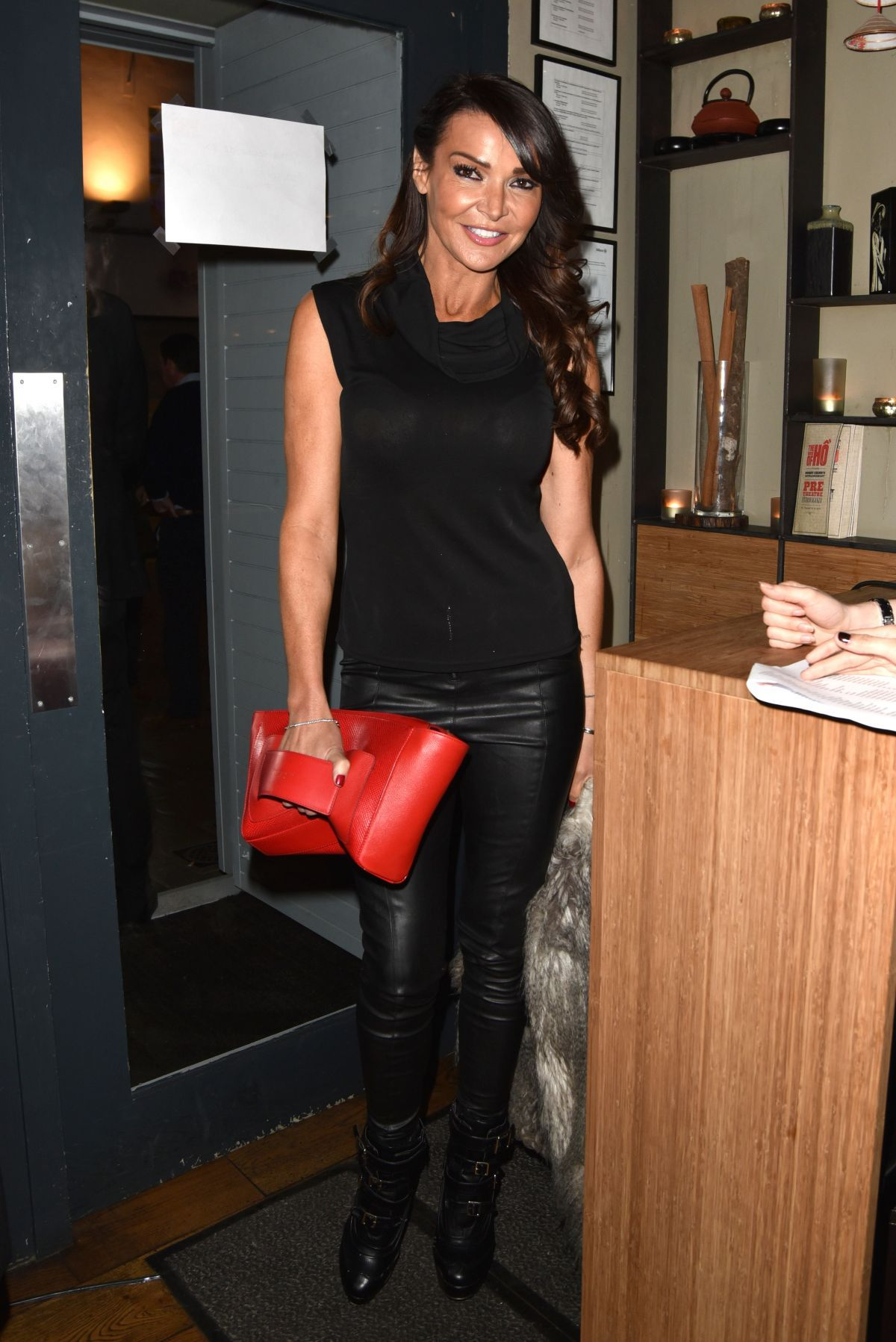 Lizzie Cundy U2013 The House Of Ho 1st Birthday Party In Soho