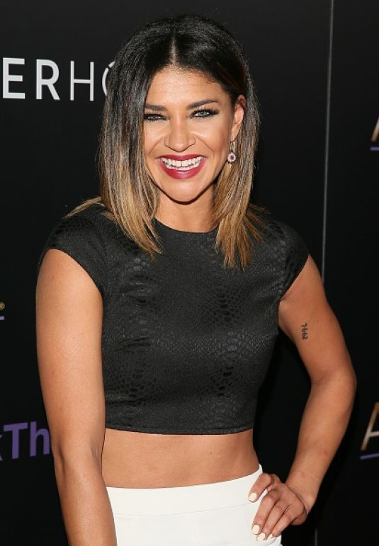 Jessica Szohr At The 3rd Annual Noble Awards