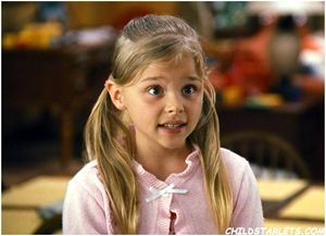 Chloe Grace Moretz Child Stars Images/Pictures