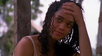 "Lisa Bonet dans ""Angel Heart"""