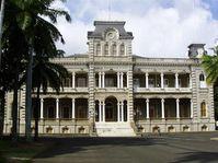 Iolani Palace  Iolani Palace2