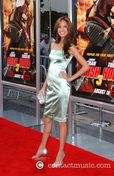 "Kelsey Chow. ""Rush Hour 3″ Los Angeles Premiere At Mann's Chinese"
