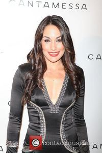 Brie Bella Cantamessa Jewels U S  launch at Manhattan Motorcars
