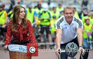 Picture - Kelly Brook and Chris Hoy | Photo 1463053 | Contactmusic com