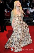 elle fanning 56th bfi london film festival ginger and rosa  Elle