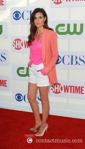 daniela ruah cbs showtime s cw summer 2012 press tour at the beverly