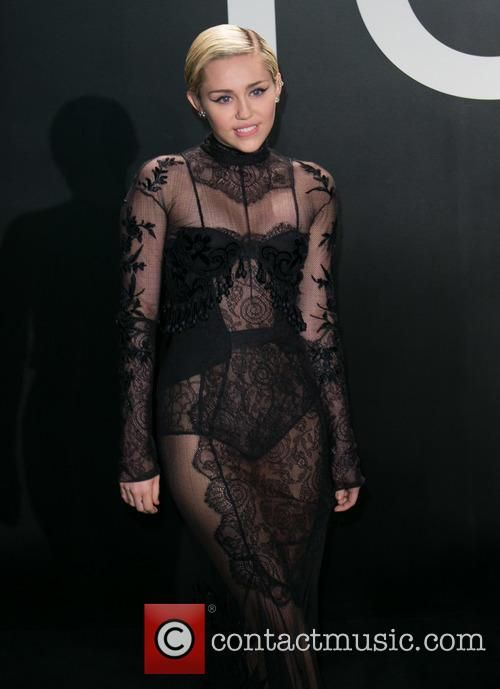 Miley Cyrus U2013 Tom Ford Autumn Winter 2015 Womenswear Collection Presentation In Los Angeles