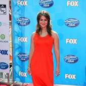 Kat Foster Arrivals At The 'American Idol 2008' Finale. Los Angeles 28