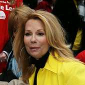 Kathie Lee Gifford On Her First Day As Co-host Of The| Kathie Lee