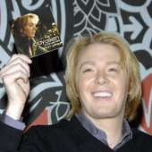 Clay Aiken Makes An In Store Appearance And Signs Copies Of| Clay