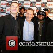 UB40 British Red Red Wine Reggae Band UB40 Held A Press | UB40