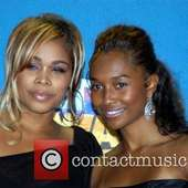 Tionne Watkins Aka T-Boz And Rozonda Thomas Aka Chilli Of TLC