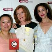 Carmen M. Herlihy, Susan Sullivan And Jennifer Regan Attending The